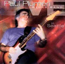 "Mr. Plumeri's first-ever live album, ""Live in Seattle,"" was recorded Labor Day weekend at the Paradox Theater."
